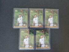 DEREK JETER New York Yankees 1993 Upper Deck #449 RC Rookie Card Lot (5)