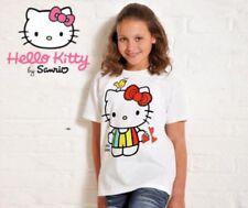 Nouveau-T-shirt par Hello Kitty, - Âge - 7/8 ans-NEUF