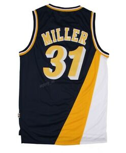 Reggie Miller #31 Indiana Pacers Basketball Jersey Stitched