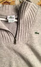 0728761e3 Buy Lacoste Regular Size Jumpers   Cardigans Lambswool for Men