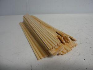 Paint Mixing Stirring Sticks Good Wood Quality (25 pcs) FREE SHIPPING