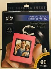 Sharper Image USB 2.0 Digital Photo Color Display