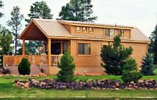 CABIN TINY HOUSE (MANY STYLES) MOVABLE PRE-FAB FOR YOUR LOT/PROPERTY CUSTOM BLT.