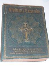 KOLN 1904 Goldene Legende Leben der lieben Heiligen Gottes VOGEL AUER STEEGER