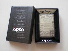 ZIPPO ★ JACK DANIEL'S