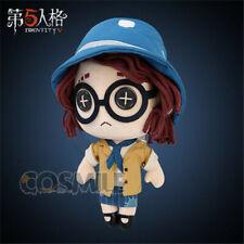 Identity V Survivor Helena The Mind's Eye Cosplay Plush Toy Doll Original Skin
