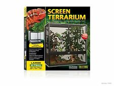 "Exo Terra Screen Terrarium Habitat  Medium/X-Tall  24"" x 18"" x 36"""