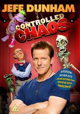 Jeff Dunham  Controlled Chaos 2011 DVD