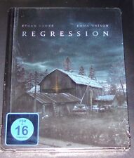 REGRESSION LIMITED STEELBOOK EDITION BLU-RAY FAST SHIPPING NEW & VINTAGE