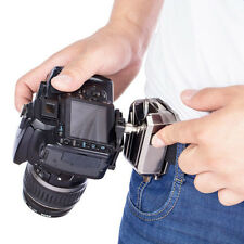 rapide Appareil Photo taille Sangle Boucle Holster Mount Hanger Agrafe KIT