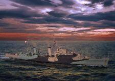 HMS ARGONAUT - HAND FINISHED, LIMITED EDITION (25)