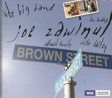 JOE ZAWINUL - brown street CD