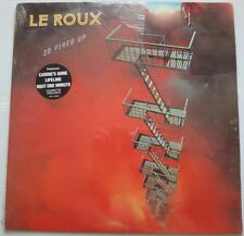 LE ROUX So Fired Up SEALED LP Fergie Frederiksen