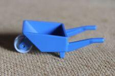 PLAYMOBIL - Accessoires Ferme - travaux - Brouette bleue
