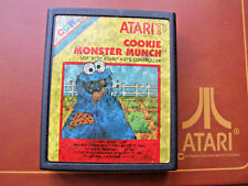 Atari 2600 region free offre/Moissonneuse-CCW Sesame Street Cookie Monster Munch