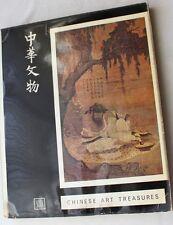 CHINESE ART TREASURES -Skira Wang Shih-Chieh painting pottery porcelain bronze