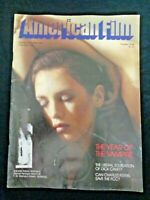 American Film Magazine Oct 1978 Isabelle Adjani Dick Cavett Frank Capra Herzog