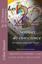 Les 22 Niveaux de Conscience by Celine Morard (2014, Paperback)
