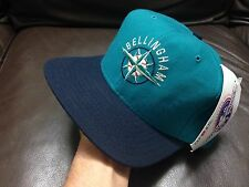 #W11 Vtg Hat Cap Snap Back 1980s Bellingham Mariners Minor League Baseball Rare