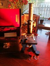 GREENKAT PM1  Microscope set with accessories and Slides