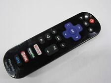HISENSE ROKU EN3B32HS TV Remote Control OEM - GENUINE - NETFLIX SLING AMAZON SHO