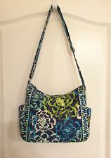 Vera Bradley ON THE GO CROSSBODY  in Katalina blues pre owned