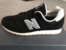 NEW BALANCE 373 Mens Trainers, Black - Size 8