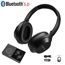 LATT HF5 PRO BT5.0 Foldable Headphones Over Ear Stereo Earphone Wireless Headset