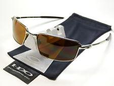 Oakley Square Wire 3.0 Chrome Bronze Sonnenbrille Tightrope Probation Half Big A