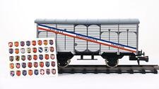 "550 Wagon Fret ""Merci Train"" metal ETS Train ech O 1/43"