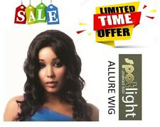 7 Allure Wigs 100% Human Hair By Sleek, Bundle Offer - Bargain Deal BLACK FRIDAY