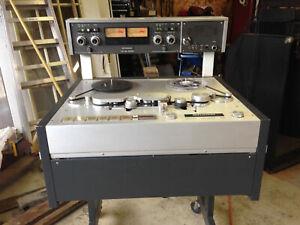 Studer A80 Master Recorder Tape Machine
