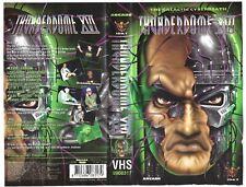 Thunderdome XVI: The galactic cyberdeath  VHS (hardcore, gabber, ID&T)