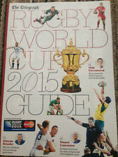 TELEGRAPH Rugby World Cup UK 2015 GUIDE TO THE TO TOURNAMENT ENGLAND WALES