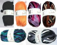 6-fädig TOSCANA Musterbildend 150 gr RELLANA Sockenwolle 6-fach 5,27€//100 gr