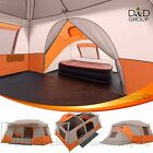 Ozark Trail 11-Person 3 Room Instant Cabin Large Family Tent Outdoor Camping NEW