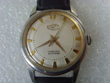 Vintage Swiss Enicar Seapearl 17J Manual Watch
