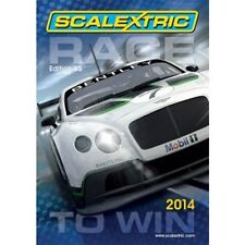 Buy scalextric slot car catalogues ebay scalextric c8177 catalogue 2014 55th edition fandeluxe Images