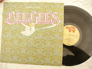 BEE GEES LP MAIN COURSE rso 2394 150 + insert / near mint...... 33rpm rock