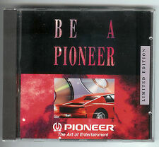 CD BE A PIONEER reference music LIMITED EDITION 1991 neuwertig