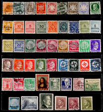 GERMANY: CLASSIC ERA - 1950'S STAMP COLLECTION