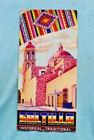 Saltillo, Mexico Travel Brochure