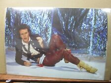 Vintage Poster Adam Ant American rock group 1980's Inv#G390