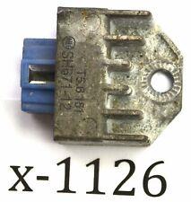 Rieju RS2 125 Matrix - Voltage regulator Limaregler rectifier