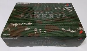 Project Minerva Collectors Edition - PlayStation 2 PS2 Japan Import US Seller