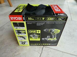Ryobi ONE+ 18V Cordless Percussion Drill Kit