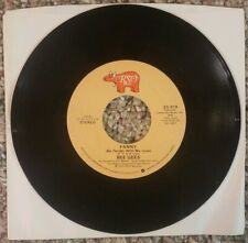 """Bee Gees 45 """"Fanny/Country Roads""""  RSO RS-519.  1975"""