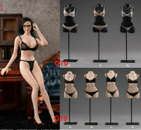 "MCCTOYS MCC028 1/6 Female Sexy Underwear Bra Clothes Model For 12"" Figure Body"