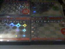 D Trance  Gary D  Vol.1,2,3,4     guter Zustand    ,,Sammlung