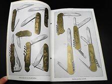 COUTELLERIE DE QUALITÉ Catalogue 85 modèles de canifs et couteaux Circa 1930
